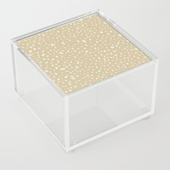Morel Galaxy Acrylic Box