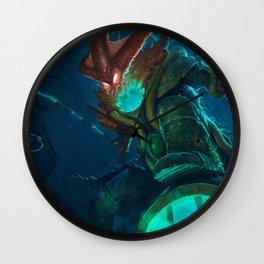 Deep Terror Thresh League Of Legends Wall Clock