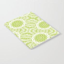 Botanic Mandala Repeat Notebook
