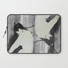 Squatting in my mind Laptop Sleeve