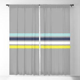 Classic Retro Eachy Blackout Curtain