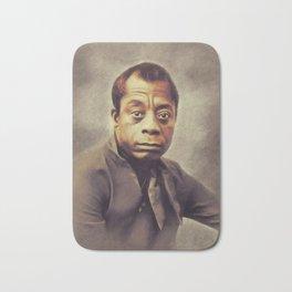 James Baldwin, Author Bath Mat