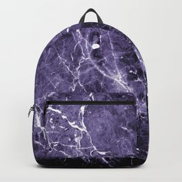 Ultra Violet Marble #1 #decor #art #society6 Backpack