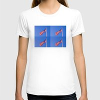 freedom T-shirts featuring FREEDOM by Bruce Stanfield
