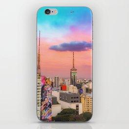 São Paulo iPhone Skin