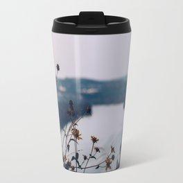 Wildflowers in Austin Travel Mug