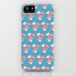 Pizza Chef iPhone Case
