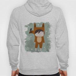 Foxie Boy Hoody