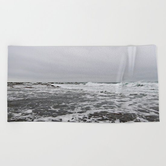 After the Wave Beach Towel