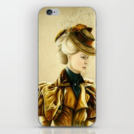 Edith Cushing iPhone Skin