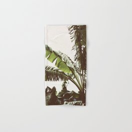 Tropical Winds Hand & Bath Towel