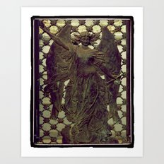ColnaCrypt1 Art Print