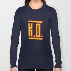 PAUSE – K.O. Long Sleeve T-shirt