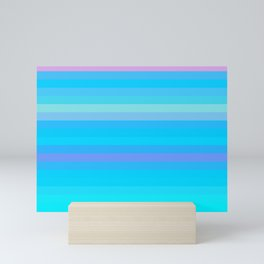Re-Created Spectrum LXX by Robert S. Lee Mini Art Print