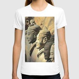 Chinese Terracotta Warriors T-shirt