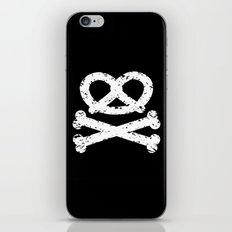 Pretz-Skull and Crossbones iPhone & iPod Skin