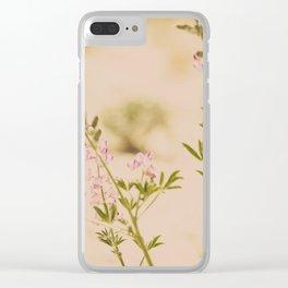 Super Bloom 7323 Paradise Joshua Tree Clear iPhone Case