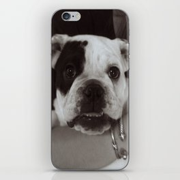 Good Dog iPhone Skin