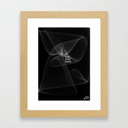 The Flow Series #03 Framed Art Print