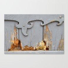 Door 2 Canvas Print