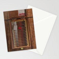 I-Dex Dexter Blood slide Iphone case... Stationery Cards