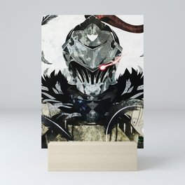 The assassin Mini Art Print