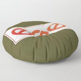 No EGOs Floor Pillow