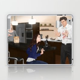 whats for dinner? Laptop & iPad Skin