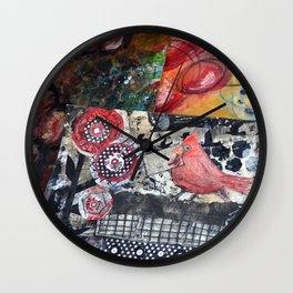 Trina Wall Clock