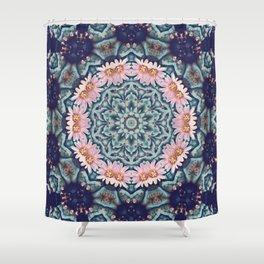 Shaping Realities (Mandala) Shower Curtain