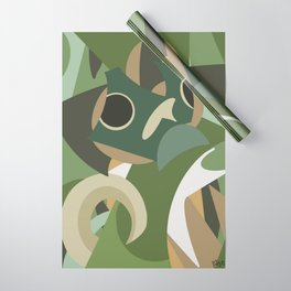 Shapes of Bruce Wrapping Paper