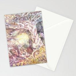 Enchanted Land Stationery Cards