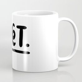 rendez-vous at the poetry section. Coffee Mug
