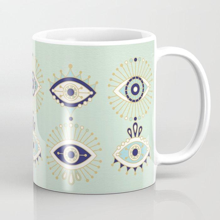 Evil Eye Collection Coffee Mug