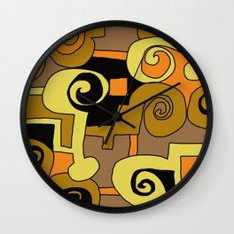 Mak Wall Clock