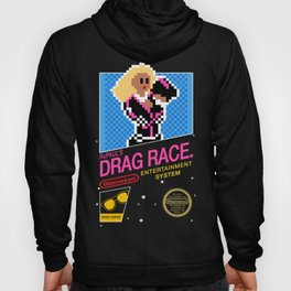 Rupaul's Drag Race - 8 Bit NES Hoody