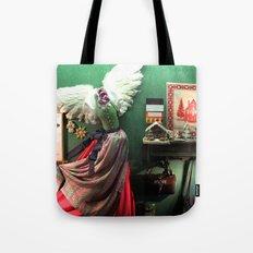 Shopping window Tote Bag