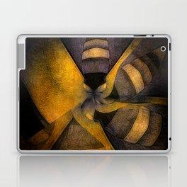 escape the hive Laptop & iPad Skin
