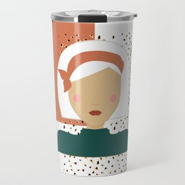 Jungle Gal Travel Mug