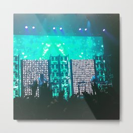 Goodbye to a World, Shelter Live Tour Metal Print