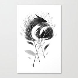 Chardon Canvas Print