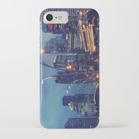 singapore iPhone & iPod Cases featuring Singapore by Karen