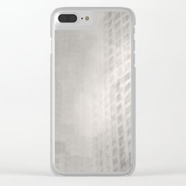 Growth. 130_21 Clear iPhone Case