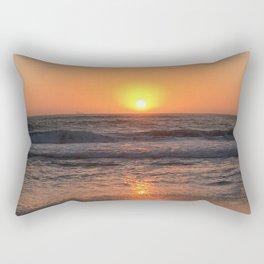 Sunset OB1 Rectangular Pillow