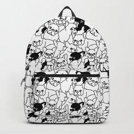 Oh French Bulldog Backpack