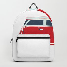 Queen Of The Camper product Gift Funny Camping Camp design Backpack