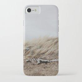 Winded Skeleton iPhone Case