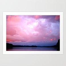 Fabulous Sky Art Print