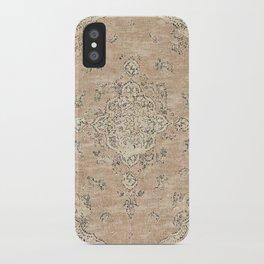 Heritage Vintage Rug Design iPhone Case