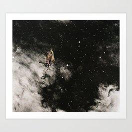 Distant Stars Art Print
